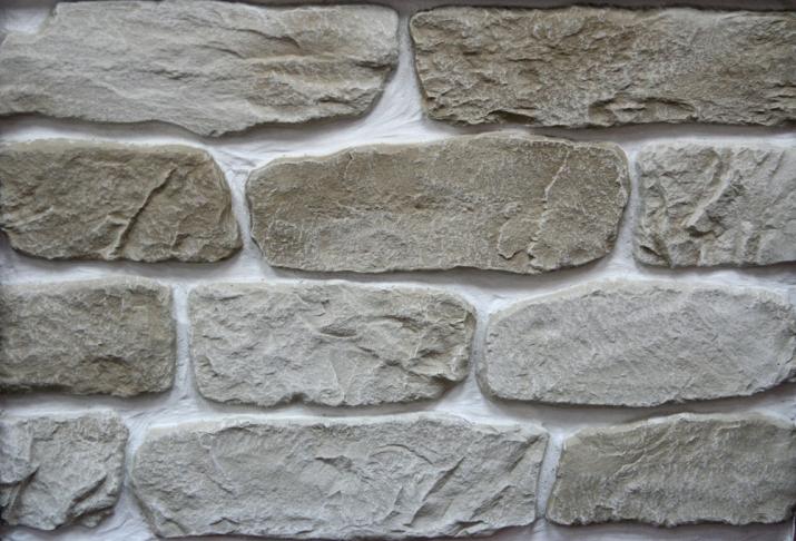 Magicrete Umělý kámen PALERMO GRISS od 90 × 30 mm