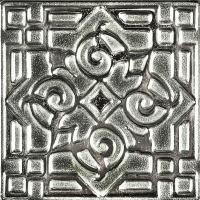Niklová dekorace Nickel Orient, 7,5x7,5 cm