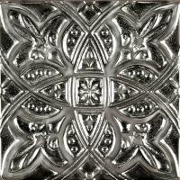 Niklová dekorace Nickel Zodiac, 7,5x7,5 cm