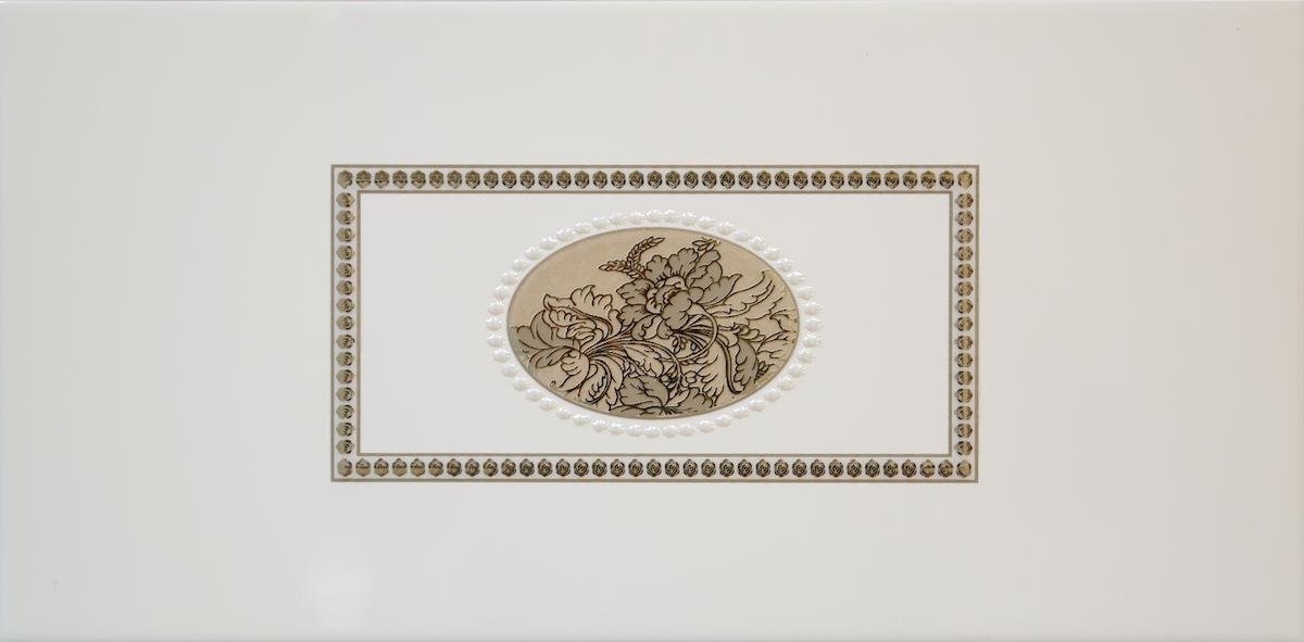 GlazurKer Keramický obklad GlazurKer Décor Medal, 20x40 cm