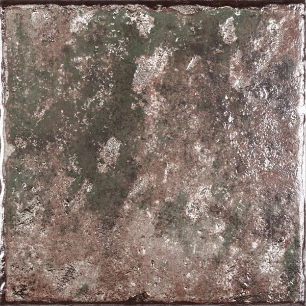 GlazurKer Keramický obklad GlazurKer Floor Base Green, 30x30 cm