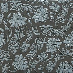 Keramický obklad GlazurKer Décor Flowers Dark, 20x40 cm