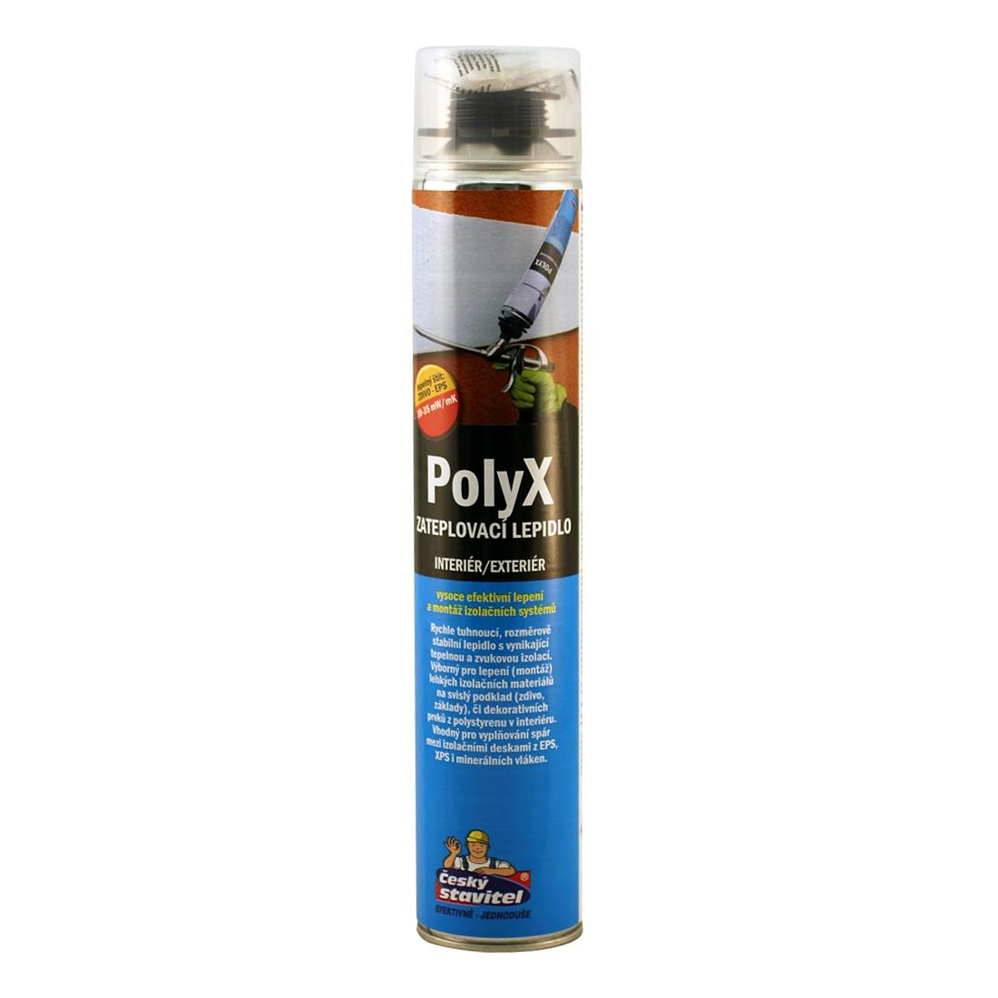 METRUM Zateplovací lepidlo POLYX