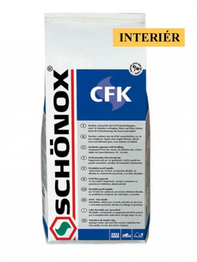 SCHÖNOX Interiérové lepidlo SCHONOX Q2 CFK - 25 kg