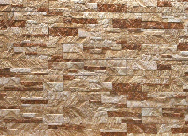 Magicrete Keramický obklad OLIMPIA OCRE 10x50 cm 10x50 cm