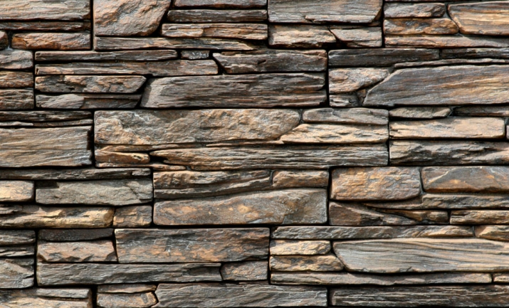Magicrete Umělý kámen ONTARIO TMAVÝ 500 × 200 mm