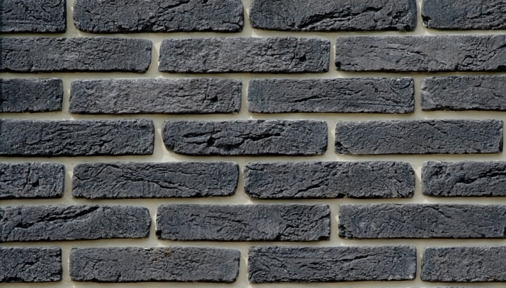 Magicrete Umělý kámen CIHLA tmavě šedá 210 x 60 – 65 mm 280-295 × 60-65 mm