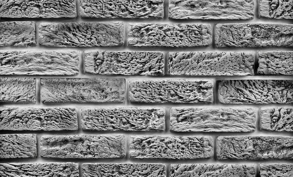 Magicrete Umělý kámen HAND BRICK bílý 210 x 60 – 65 mm