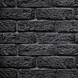 Umělý kámen HAND BRICK tmavě šedý