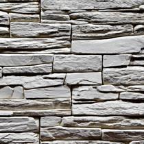Umělý kámen SHALE bílý