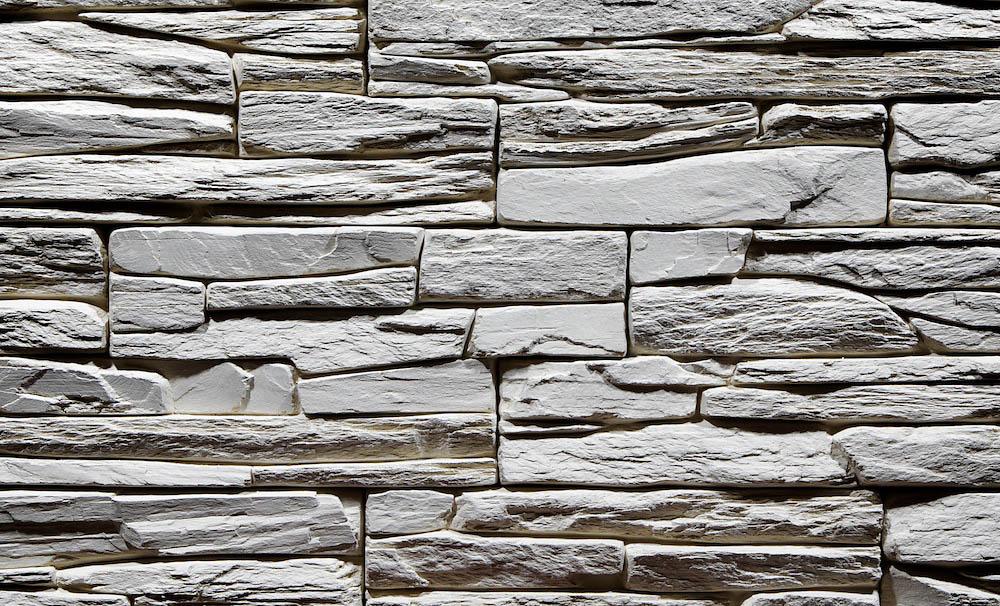 Magicrete Umělý kámen SHALE bílý 500 × 200 mm